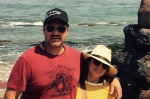 Marlenne  & Juan Peña  –