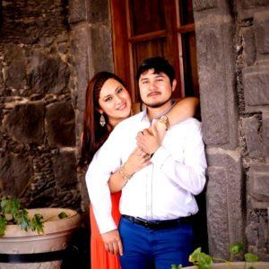 Oscar Garcia  & Maria Terriquez –