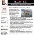 Carolina's Home Newsletter Nov 2017