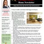 Carolina's Home Newsletter Dec 2017